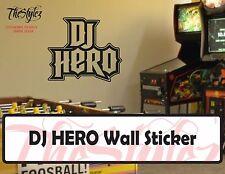 DJ Hero Custom Vinyl Sticker