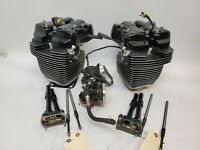 Harley-Davidson Milwaukee 8 107ci COMPLEATE Top End Heads, Cylinders, Rockers