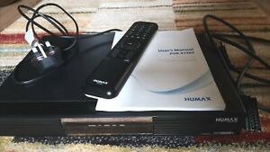Humax Freeview Digital Box TV Recorder PVR-9150T Used Good Condition (A) (HC)