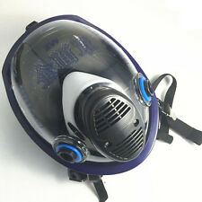Painting Spraying Facepiece Respirator 6800 Full Face Gas Mask Replace Mesh Head