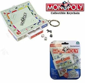 Monopoly Collectible Keyring miniature travel game
