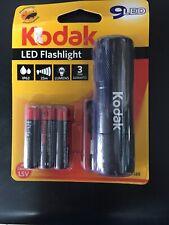 Kodak led flashlight 9 Led With Batery