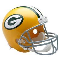 GREEN BAY PACKERS NFL Riddell Full Size REPLICA Throwback Football Helmet
