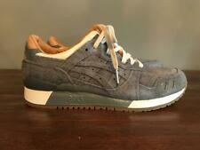 Packer™ x JCrew x ASICS Tiger™ GEL-LYTE® III Collab 7.5 Charcoal shoe $160 G8914