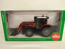 SIKU FARM 3653 MASSEY FERGUSON 894 TRACTOR WITH FRONT LOADER MIB   (BS1000)