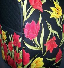 Red Tulips Quilted Cover for KitchenAid Mixer New