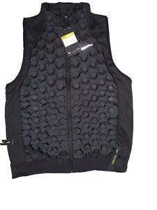 New Women's Nike Aeroloft Running Vest BV3851 010 Sz Small $180 Black