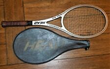 Vintage Head Arthur Ashe Competition 3 Tennis Racket 4-1/2 Very Nice