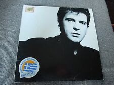 Peter Gabriel So RARE Greek Vinyl LP