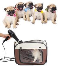 Pet Hair Dryer Clean Grooming House Bag Dog Cat Blower Heater Bag Cage Hairdryer