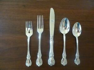 Old Master (Towle) Sterling Silver Place Setting(s) 5 pcs - No Monogram