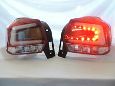 LED Red/Clear Tail Lamps  FOR 2012- 2017 Subaru  Impreza 5D Crosstrek XV
