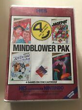 HES cartridge for Nintendo Mindblower Pak 4 game pack