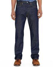 "Levi's Men's 501 Original Fit Jeans, Shrink-to-Fit Straight Leg 42"" X 32"" NWT"