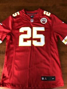 Jamaal Charles Kansas City Chiefs Nike NFL On Field Jersey Size M Stitched NWOT