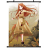B2583 Horo Spice and Wolf Ookami anime manga Wallscroll Stoffposter 25x35cm