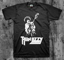 Thin Lizzy hard rock band T-shirt