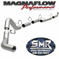 """Magnaflow 5"""" Turbo Back Exhaust Kit for 2007.5-2010 Chevy/GMC Duramax  LMM"""