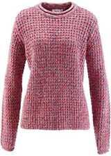 Lässiger Pullover aus Strick  Gr. 48/50