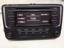 VW Autoradio RCN210 Radio für Tiguan Golf Jetta Caddy BORA Passat EOS CC T0URAN