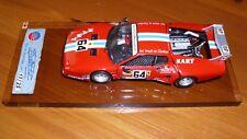 Ferrari BB 512 Le Mans 1979 AMR Fabrik-Modell No. 17 von 25 - limitierte Serie