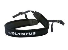 Camera Shoulder Strap for Olympus anti-slip weight reducing neoprene UK Stock