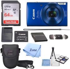 Canon Powershot Elph 190 Digital Camera W/10X Optical Zoom And Image Stabilizati