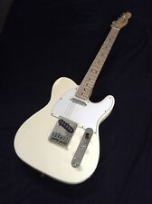 Fender Telecaster Mexican White / Maple & USA Pickup