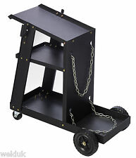 SIP 05700  MIG TIG ARC PLASMA Welder Welding Cart Trolley takes Gas Bottles E19