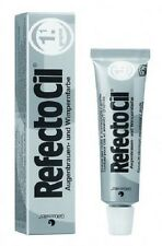 Refectocil Eyelash & Eyebrow Tint - Graphite - 15ml - Australian Seller