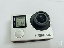 Used GoPro HERO 4 Silver 4K HD Action LCD touch screen WiFi Camera Camcorder USA