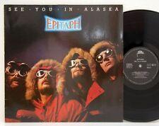 Epitaph          See you in Alaska          Brain          NM # V