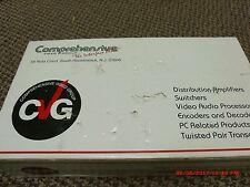 Comprehensive CVG-KR10D Distribution Amp New Old Stock