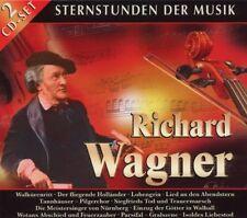 RICHARD WAGNER - 2 CD BOX - Sternstunden der Musik  - NEU in Folie