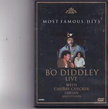 Bo Diddley-Live music DVD