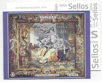 Prueba de artista 2014 Tapices Muerte de Dido sin dentar  F.N.M.T.