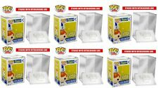 Funko POP STACKS 6-Pack #1 Seller - Hard Plastic Protector Case for Regular Size