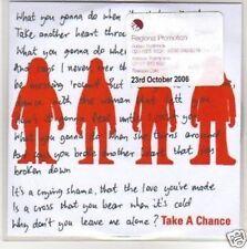 (H72) The Magic Numbers, Take A Chance - DJ CD