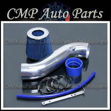 BLUE 2005-2010 JEEP GRAND CHEROKEE COMMANDER 3.7 3.7L AIR INTAKE KIT SYSTEMS