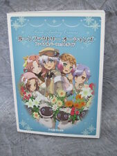 RUNE FACTORY OCEANS Final Perfect Guide Fantasy Harvest Moon Book PS3 FREESHIP