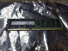 16GB Samsung PC3L-10600R DDR3-1333MHz ECC REG Server Memory Ram M393B2G70Bh0-YH9