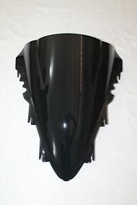 Cupolino Plexi Moto Doppia Bolla Yamaha R1 2007-2008 colore Nero