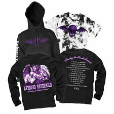 Avenged Sevenfold Seventh Trumpet Box Tees Hoodies, Size S, Choose Your Favorite