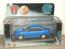 MG ZT Trophy Blue - Vanguards 1:43 in Box *32729