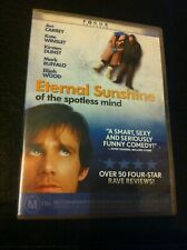 Eternal Sunshine Of The Spotless Mind Dvd Jim Carrey Kate Winslet Elijah Wood