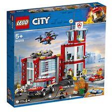 LEGO City 60215 Feuerwehr-Station NEU und OVP