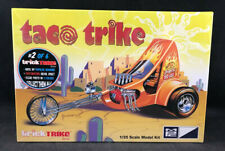 Taco Trike MPC Plastic Model Kit Brand New Factory Sealed TRICK TRIKE Series!