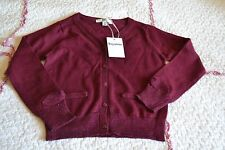 veste cardigan repetto neuve violet don juan 2 ans brille sublime