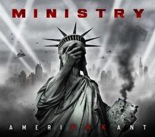 AmeriKKKant MINISTRY CD ( FREE SHIPPPING)