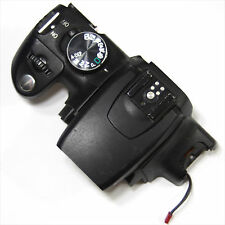 CANON EOS REBEL XT 350D TOP COVER ORIGINAL REPLACEMENT PART — BLACK